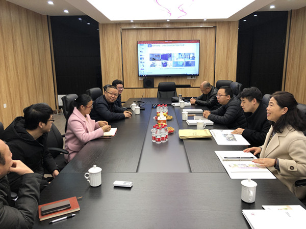 Nantong Company conducts regional research activities